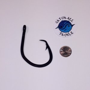 CA 20/0 Non Offset Circle Hook