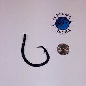CA 16/0 Non Offset Circle Hook