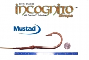 Mustad 7698BD Sea Mate Incognito Drops 12/0 - Set of 2  (Tru-Sand)
