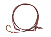 Standard 8' Medium-Light Castable ED Coated 13/0 with Light Cable