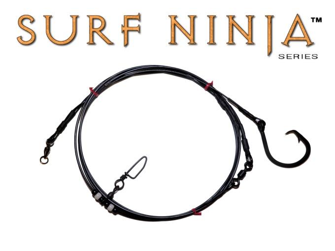 Surf Ninja™ Series  10' Casting Shark Leader