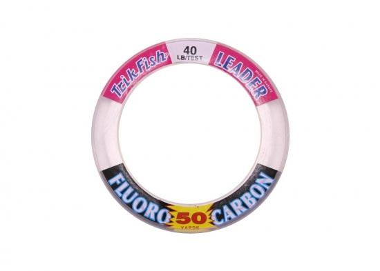Trik Fish Fluorocarbon 40lb - 50yds