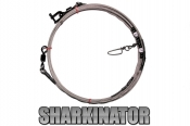 Sharkinator - 30' All Cable Precision Shark Leader