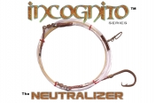 DEPLOYMENT Leader - Incognito Series (Neutralizer™ Edition) 20' All-Around Shark Leader 20/0 Tru-Sand™ - Version 2.0