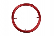 Catch Sharks Diablo Red 550lb (2.5mm) Leader Material - 100' Coil