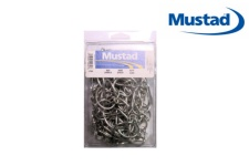 Mustad 14/0 39963-DT 100 Pack - Open Ring