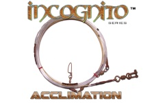 Incognito Series™ (Acclimation Edition™) 30' Precision Shark Leader - Tru-Sand™