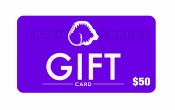 Catch Sharks Online Gift Card - $50
