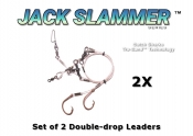 Jack Slammer™ Castable Gamefish Leader 9/0 (Tru-Sand™) 2 Pack