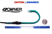 Owner Jobu 12/0 (ED) Hook Drops - 5' - Set of 2 (Lit Mahi)  Special Edition