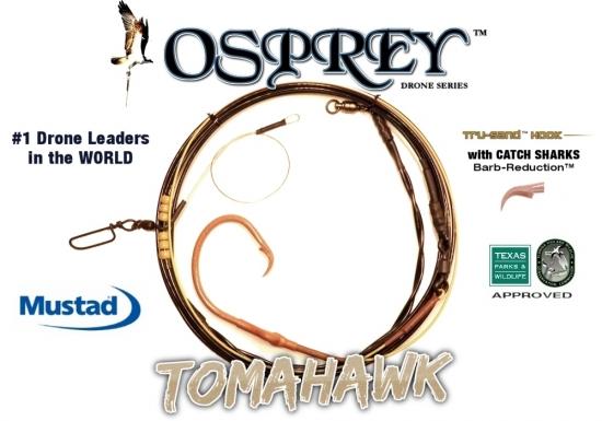 Osprey™ Drone Series - Tomahawk - 20/0 Hammertime Tru-Sand™ 20'  v2.0