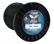 P-Line X TCB Braided Line  150lb - 500yds